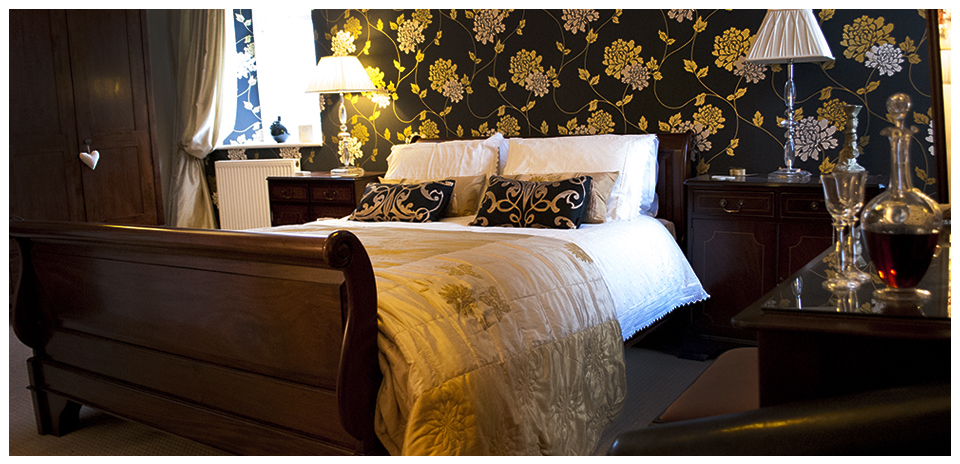 Castle house boutique bed and breakfast in richmond for Luxury boutique bed and breakfast